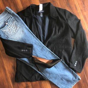 Denim & company blazer